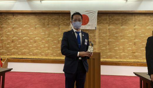 滝沢理事長 下田ライオンズクラブ講演