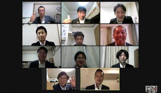 7月例会 ~新しい仲間が加わりました 関 竜宏君 ~